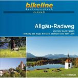 Allgäu-Radweg Bikeline Kompakt fietsgids