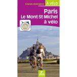 Paris - Le-Mont-St-Michel a velo (Veloscenie) !