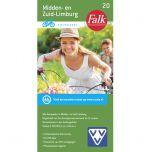 Fietskaart 20 Midden en Zuid-Limburg (2020)