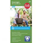 Fietskaart 1 Groningen (druk 2020)