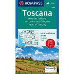 KP2440 Toscana 4 kaartenset