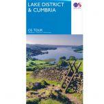 Lake District OS Tour Map