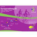 Europa Radweg R1 London-Münster