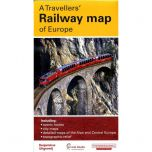 Railway Map Of Europe