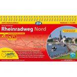 Rheinradweg Nord BVA - von der Nordsee bis nach Köln