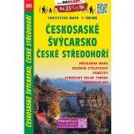 Shocart nr. 202 - Ceske Stredohori