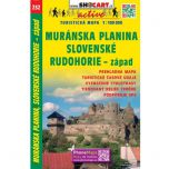 Shocart nr. 232 - Muranska Planina, Slovenske Rudohorie - zapad