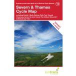 11. Severn & Thames Cycle Map