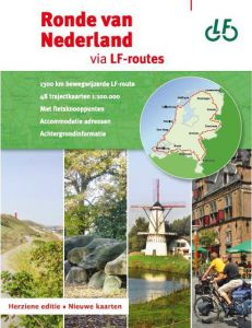Ronde van Nederland via LF-routes 2021