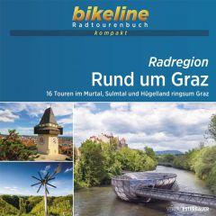 Radregion Rund um Graz Bikeline Kompakt fietsgids