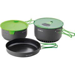 Terra Camp 4 Cooking Pot Set
